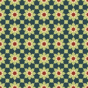 Rosario - Oriental cement floor tiles
