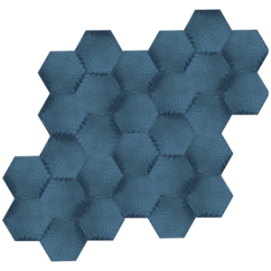 Madre - hexagonal cement tiles