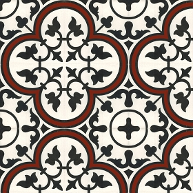 Timo - SAMPLE - cement floor tiles