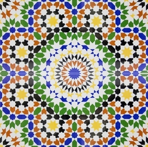 Bilal - Moroccan Wall Tiles