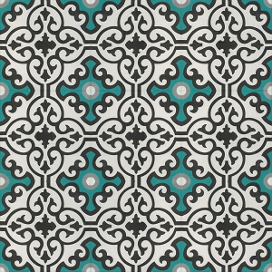 Marino - SAMPLE - Oriental cement floor tiles