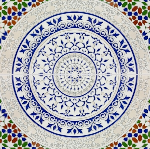 Touska - Arabic Tiles from Morocco