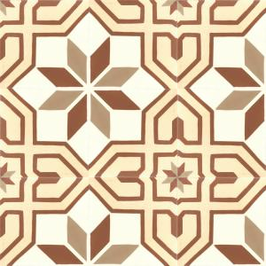 Kaka - Iberian cement floor tiles