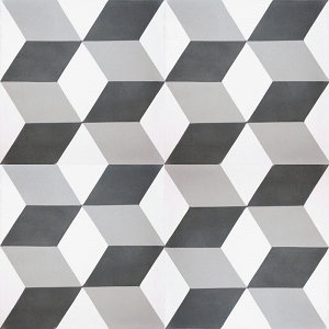 Breno - SAMPLE - Spanish cement floor tiles