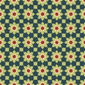 Rosario - SAMPLE - colorful floor tiles