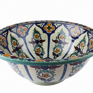 Dilma - Pottery Overtop Sink