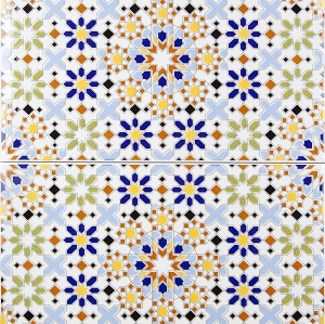 Sihan - Moroccan wall tiles