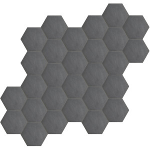 Bruno - hexagonal cement tiles