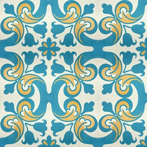 Tamika - Stylish cement tiles