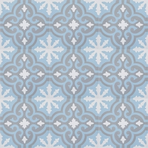Perlita - Oriental cement floor tiles
