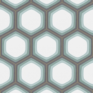 Madjer - Hexagonal cement tiles