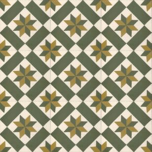 Choto - Oriental cement floor tiles