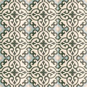 Marlon - Oriental cement floor tiles