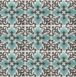 Perez - Oriental cement floor tiles