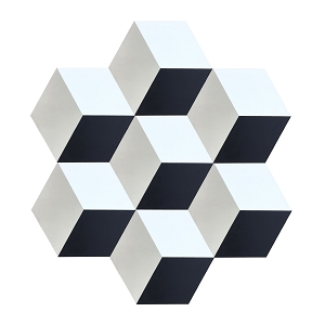 Marcio - Hexagonal cement tiles