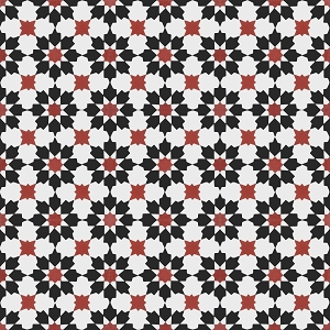 Kevin - Oriental cement floor tiles