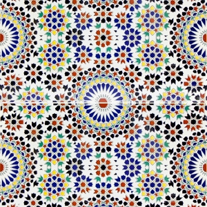 Esmina - Unique moroccan tiles