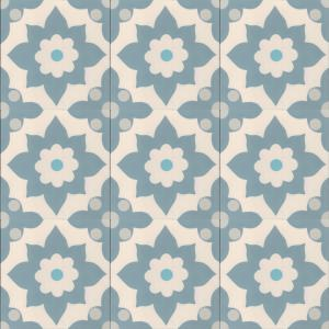 Rene - spanish cement floor tiles