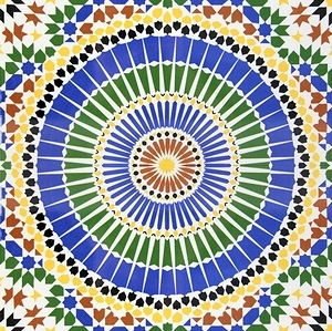 Moroccan Tiles Arabic And Oriental Hand Painted Tiles