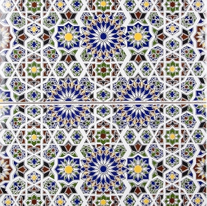 Maher - Wall tiles from Morocco