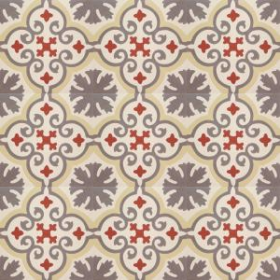 Valentia - Oriental cement floor tiles
