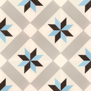 Lorencio - Oriental cement floor tiles