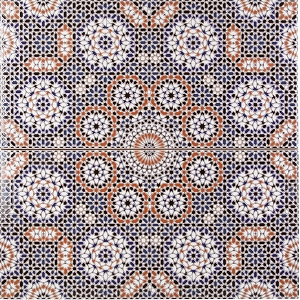 Bandar - Ceramic tiles from Morocco