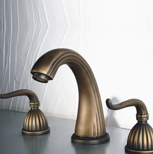 Eyad - Antique Brass Retro Faucet