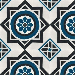 Kamo - spanish cement floor tiles