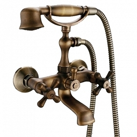 Aziz - Antique Retro Bath Faucet
