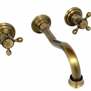 Salam - Antique Centerset Retro Brass Faucet