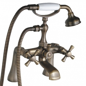 Tala - Antique Centerset Bathroom Faucet