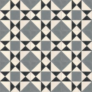 Bakary - Cement spanish floor tiles