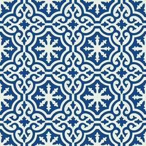 Wezyr - SAMPLE - Oriental cement floor tiles