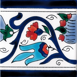 Abdul - Tunisian Ceramic Tiles
