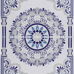 Latifa - Ceramic tiles from Morocco