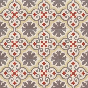 Valentia - Sample - Cement floor tiles