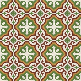 Alexis - SAMPLE - cement floor tiles