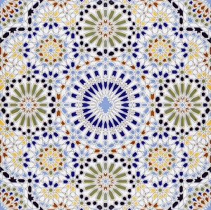 Zaha - Ceramic tiles from Morocco