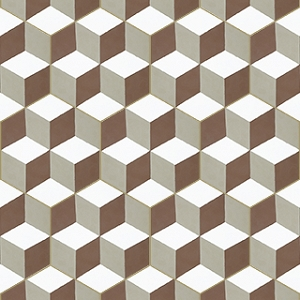 Adi - Hexagonal cement tiles