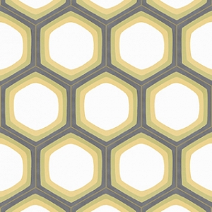 Zen - Hexagonal cement tiles