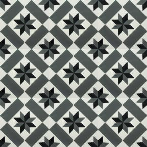 Rectino - spanish cement floor tiles