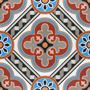 Anis - Oriental cement floor tiles - Fast delivery