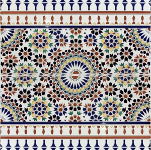 SALE - Dzalil - Moroccan Tiles  - 0,6 sqm