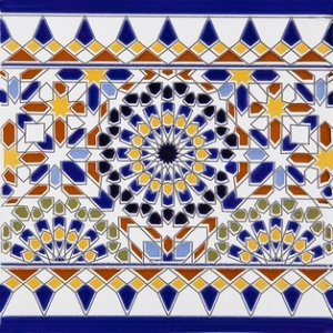 Magdi - Ceramic wall tiles from Morocco