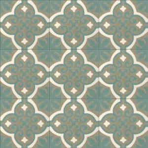 Bashir - cement mosaic tiles