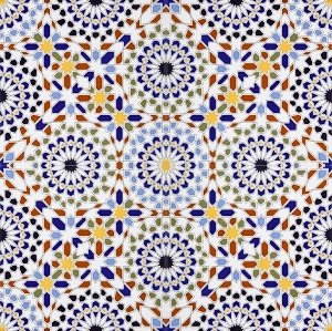 Omran - Wall tiles from Morocco