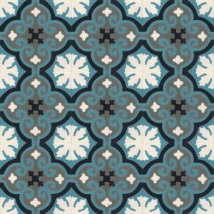 Noel - cement spanish floor tiles