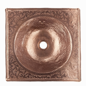Malakka - Moroccan Copper Sink