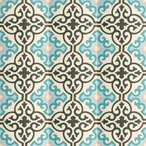 Pezet - Oriental cement floor tiles